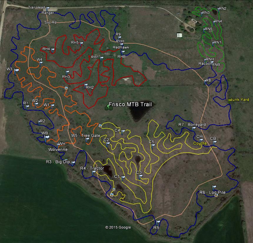 Mountainbiketx Com Trails Prairies Amp Lakes Northwest