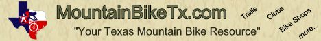 MountainBikeTx.com horizontal banner - Background pattern