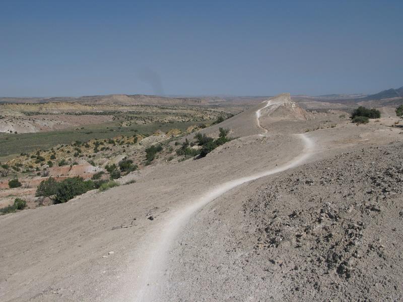 mountainbiketx com destinations new mexico white mesa bike trails