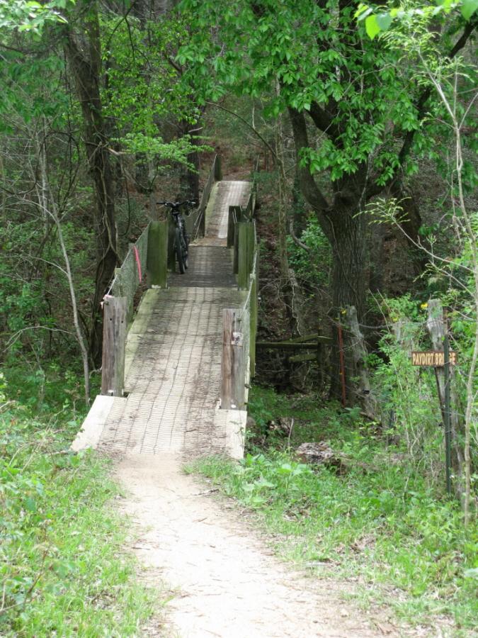 Mountainbiketx Com Trails Prairies Amp Lakes Bluff