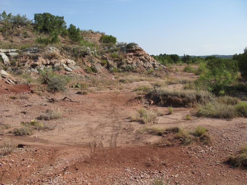 Mountainbiketx Com Trails Panhandle Plains Copper