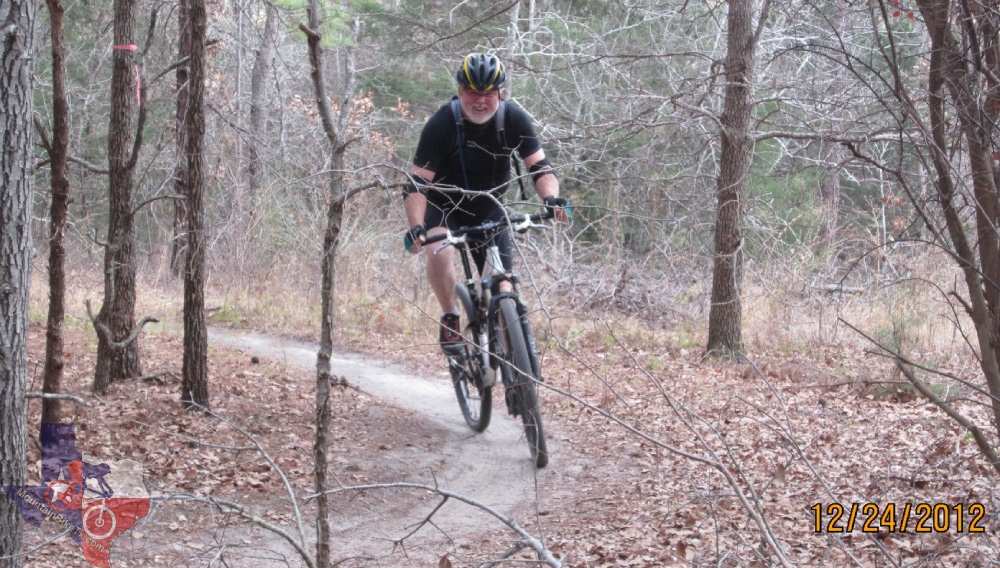 Mountainbiketx Com Trails Piney Woods Lindsey Park