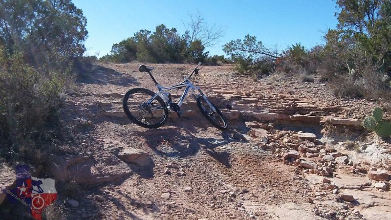 Mountainbiketx Com Trails Panhandle Plains Middle