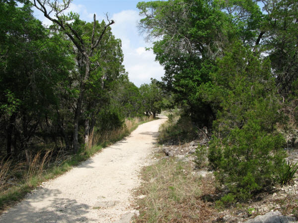 Pedernales Falls State Park Wolf Mountain Trail 60314 ...