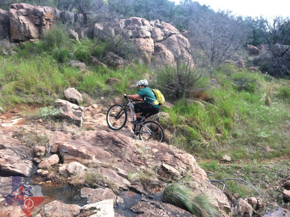 Mountainbiketx Com Trails Hill Country Reveille Peak