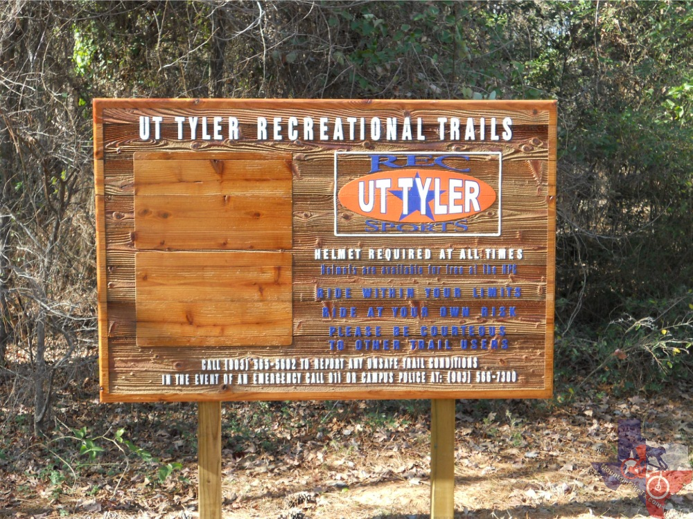 MountainBikeTx.com | Trails | Piney Woods | University of Texas ...
