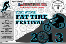 Fort Worth Fat Tire Festival - June 9