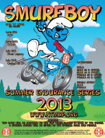 Smurfboy Summer Endurance Series 2013